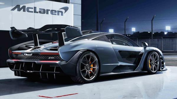 ไฮเปอร์คาร์ รุ่นล่าสุดจากตระกูล McLaren's Ultimate Series