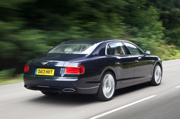 Bentley Flying Spur V8 Standard ปี 2014 โฉมท้าย