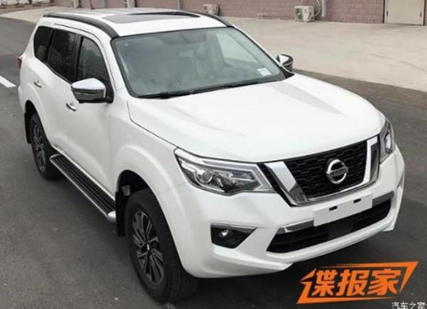 เปิดตัวที่จีน กับ Nissan Terra 2018 รถ PPV ตัวใหม่