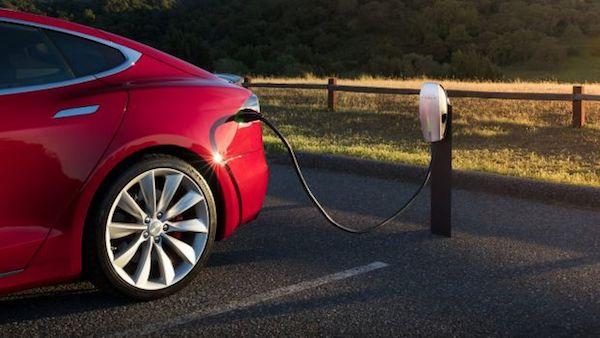 รถพลังงานไฟฟ้าเติบโตอย่างรวดเร็ว