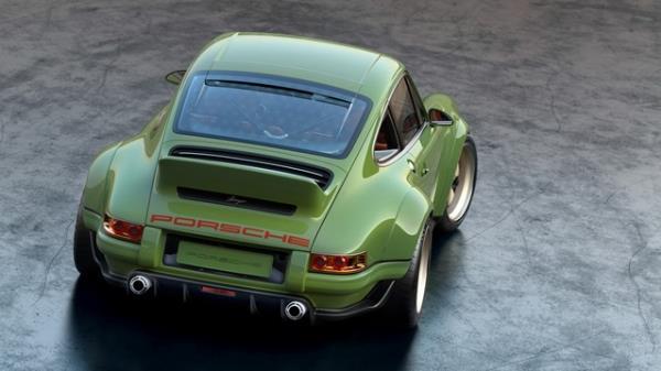 Porsche 911 รุ่นแรกมาดัดแปลงให้เป็นรถสปอร์ต