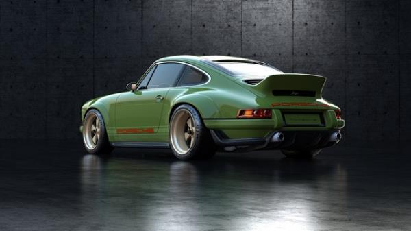 Singer Porsche 911 โฉมท้าย