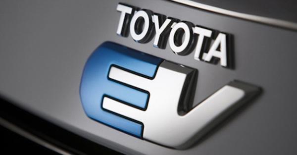 Toyota ประกาศตั้งเป้าเปิดตัวรถยนต์ไฟฟ้าในจีนเต็มรูปแบบ