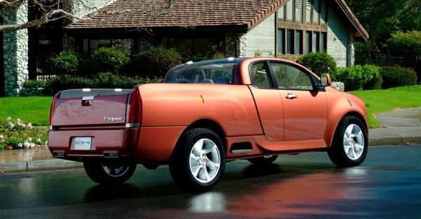 Kia Mojave รถกระบะต้นแบบ
