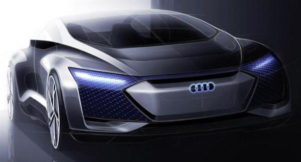AUDI E-TRON GT รถพลังงานไฟฟ้า ปี 2022