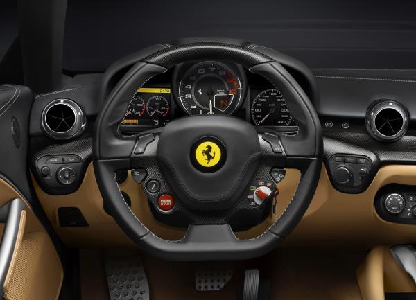 Ferrari F12 Berlinetta ปี 2015 อ็อพชั่น