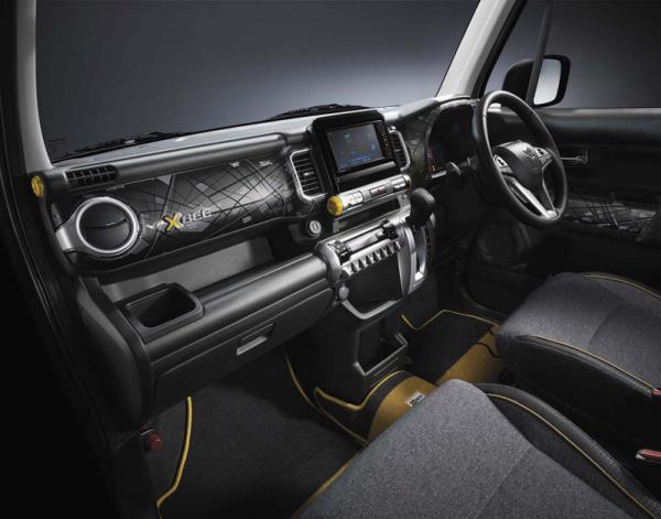 Suzuki Xbee 2018 ใหม่! ความสะดวกสบาย
