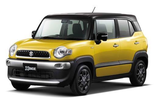 Suzuki Xbee 2018