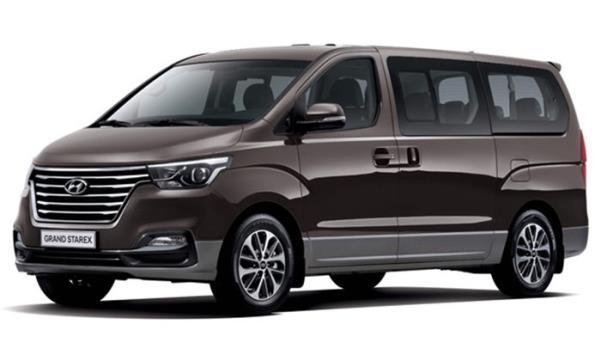 Hyundai Grand Starex/H-1 2018 ไมเนอร์เชนจ์ใหม่ถูกเปิดตัวอย่างเป็นทางการแล้วที่เกาหลีไต้