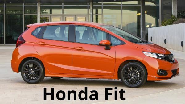 รูปโฉม Honda Fit สเปกของอเมริกา
