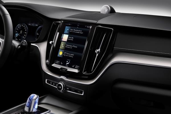 ภายใน Volvo XC60 Polestar 2018