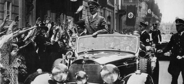 Mercedes-Benz 1939 ในขบวนพาเหรด