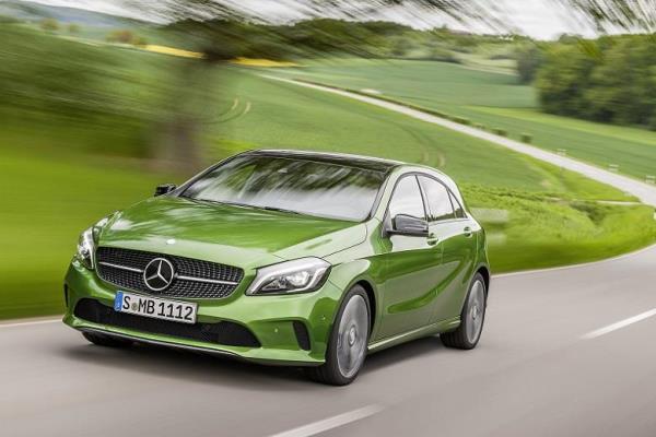 All NEW Mercedes-Benz A-Class โฉมปัจจุบัน