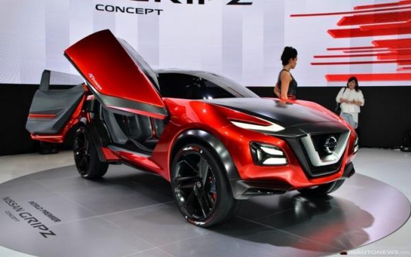 All New Nissan Juke 2018 เปิดตัวอย่างเป็นทางการเดือนเมษายนนี้