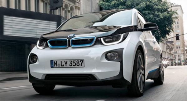 รูปโฉมของค่าย BMW รถพลังไฟฟ้า ที่ครองส่วนแบ่งตลาดทั่วโลกในปี 2017 เฉลี่ยสูงกว่า 10 เปอร์เซ็นต์