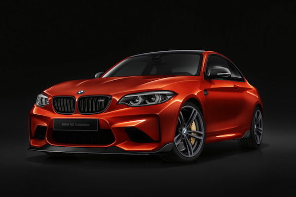 BMW Competition M2  2018 โฉมใหม่