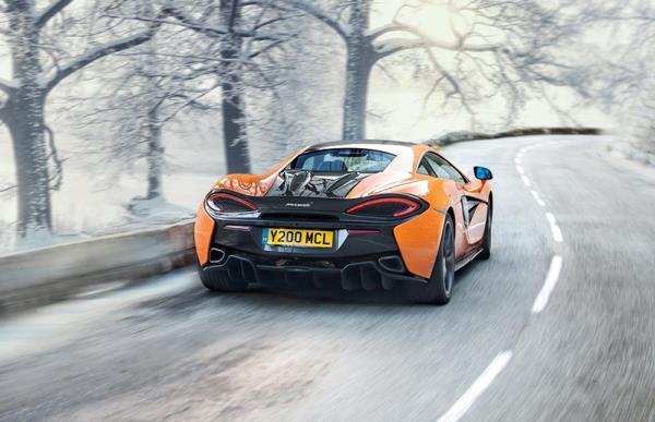 McLaren จับมือ Pirelli เปิดตัวล้อแม็กซ์และยางสำหรับฤดูหนาว