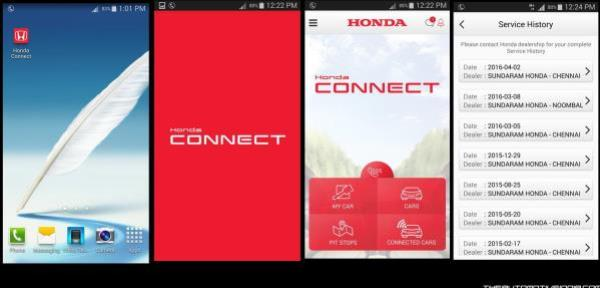 Honda Connect เพิ่มฟังก์ชั่นเชื่อมต่อมือถือ พร้อมใช้ในไทยกว่า 12 รุ่น