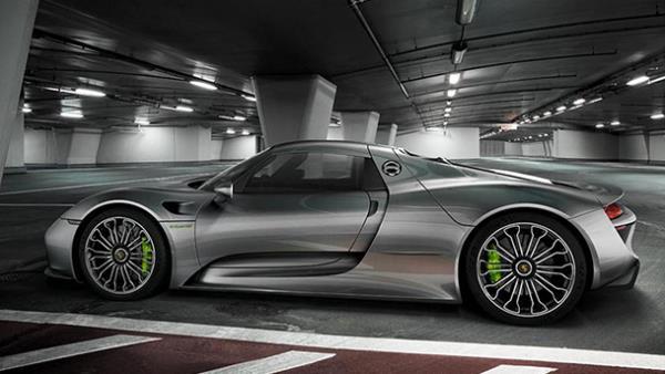 Porsche SPE ซุปเปอร์คาร์แพลตฟอร์มใหม่ขับเคลื่อนพลังงานไฟฟ้า
