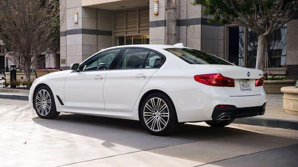ขุมพลังเครื่องยนต์เบนซิน BMW TwinPower