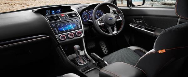 ภายใน Subaru XV 2.0i-P