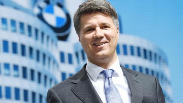 Mr.Harald Kruger ประธานเจ้าหน้าที่บริหารของ  BMW