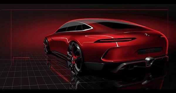 ภาพแห่งอนาคต Mercedes Benz AMG พลังไฟฟ้า อาจถือกำเนิดขึ้นในอนาคตอันใกล้