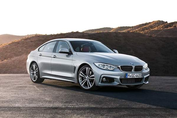 BMW 430i Coupe