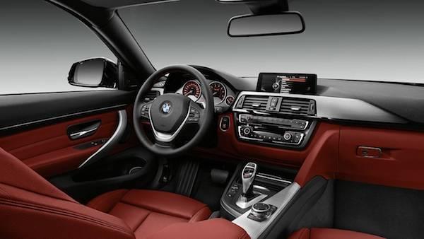 BMW 430i 2017 มาพร้อมฟังก์ชั่นครบครัน