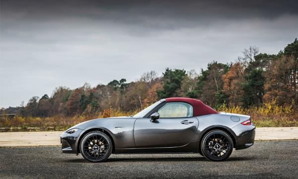 เปิดตัวแล้วกับ Mazda MX5 สปอร์ต Z-Sport  Limited Edition