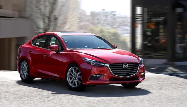 เครื่องยนต์ Mazda