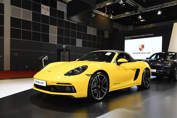 Porsche แบรนด์รถยนต์ชื่อดังจากเยอรมันผลิตรถยนต์หรู