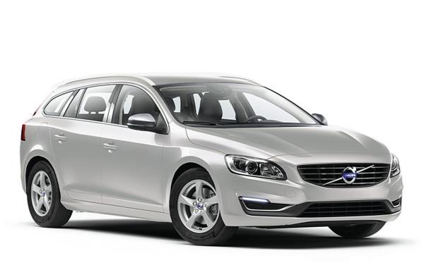 รูปลักษณ์ภายนอกของ Volvo V60 D3