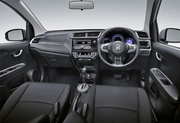 ภายในห้องโดยสารของ All-new Honda Brio Amaze 2018