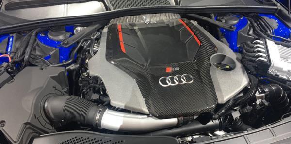 ขุมพลัง V6 เทอร์โบ ขนาด 2.9 ลิตร TFSi