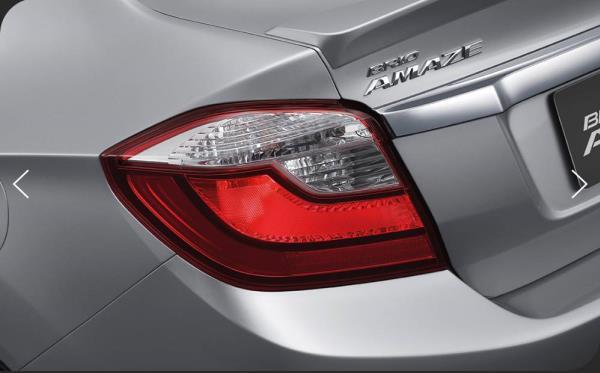 ดีไซน์ภายนอก ของ All-new Honda Brio Amaze 2018  สวยงามมีระดับ