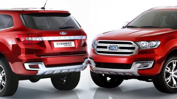 ไทยอดใจรอ ใกล้คลอดแล้ว กับ All-New Ford Everest