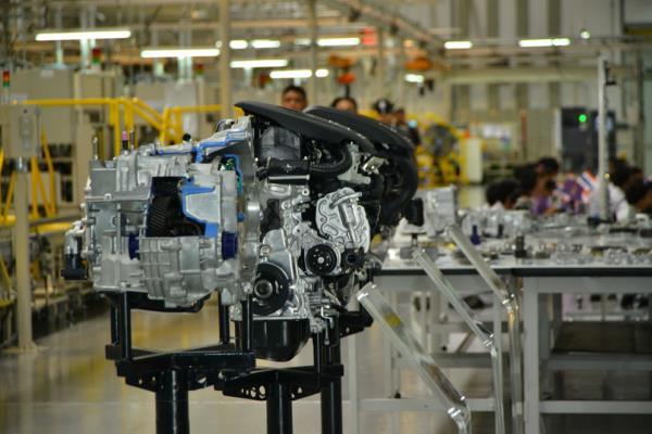 MAZDA ลุยทุ่มงบเตรียมสร้างโรงงานผลิตชิ้นส่วนที่ไทยส่งออกนอก
