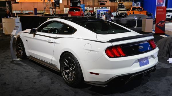 Mustang RTR 2018 ออกมาแล้ว โดยเปิดตัวให้แฟนได้ชมในงาน SEMA Auto Show ปี 2017