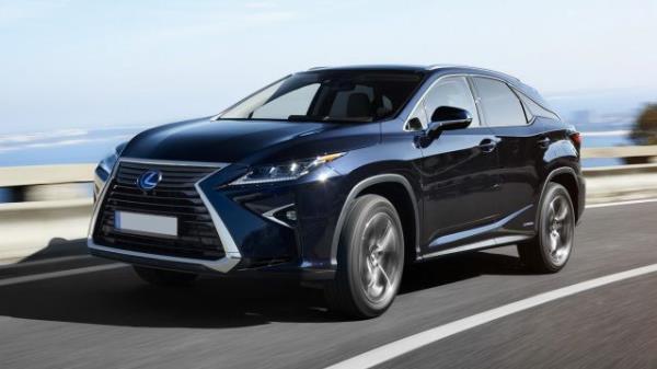 รูปลักษณ์ภายนอกที่หรูเหนือระดับของ Lexus RX 450h