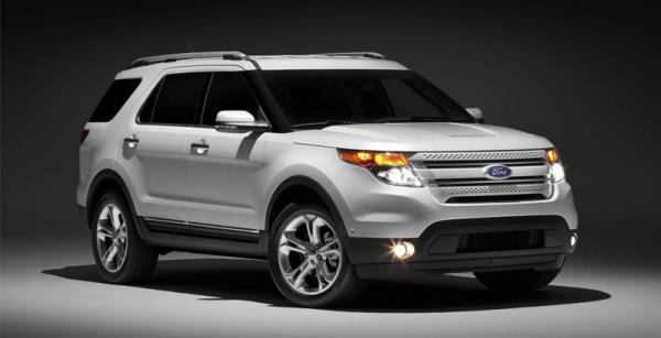 Ford Explorer เกิดปัญหาทางด้านก๊าซคาร์บอนมอนออกไซด์