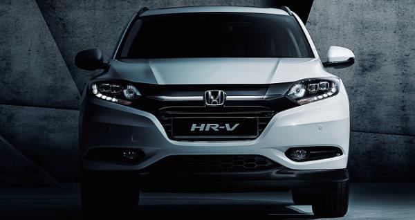 Honda HR-V รถครอสโอเวอร์ ยอดจำหน่ายสูงสุดในไทย 3 ปีซ้อน