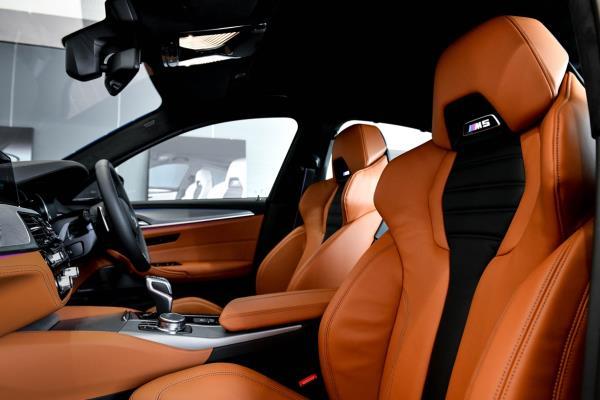 โฉมงามภายในห้องโดยสารของ ALL NEW BMW M5