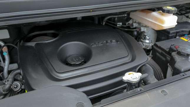ขุมพลัง Hyundai Grand Starex