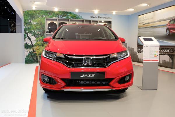 Honda Jazz X-Road 2018 ใหม่ เปิดตัวแล้วที่งาน Geneva Motor Show 2018