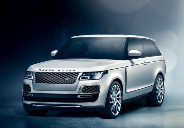 เปิดตัวอย่างเซอร์ไพร์สกับครั้งแรกของ Range Rover SV Coupe  ในงาน Geneva Motor Show 2018