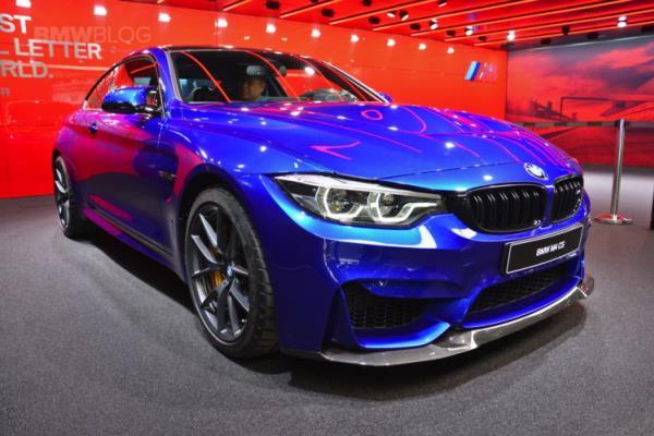 BMW M4 CS สปอร์ตเร้าใจพร้อมเปิดตัวในไทยแล้ว