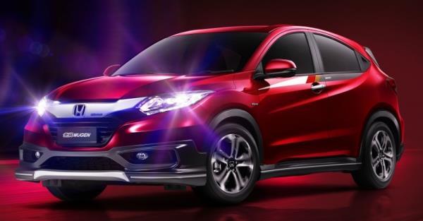 Honda HR-V Mugen รุ่นพิเศษ พร้อมเปิดตัวอย่างเป็นทางการที่ประเทศมาเลเซีย