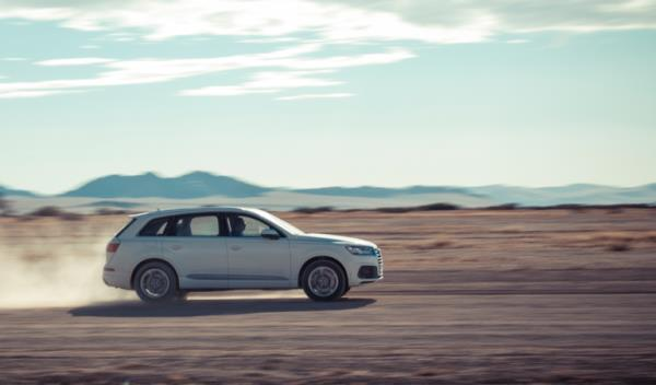 Audi Q5 35 TDI quattro 2017 ใหม่