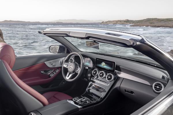 Mercedes C-Class Cabriolet 2019